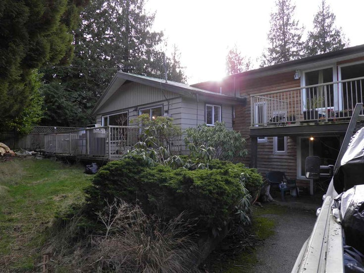 12585 WARNOCK ROAD - Pender Harbour Egmont House/Single Family for sale, 5 Bedrooms (R2532649)