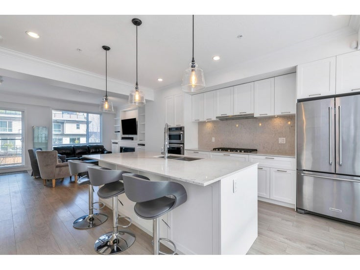 5 2825 159 STREET - Grandview Surrey Townhouse for sale, 4 Bedrooms (R2532689)
