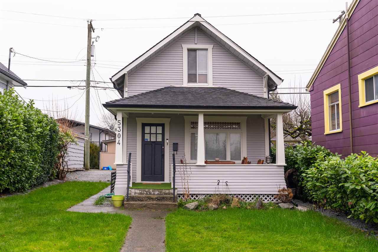 5304 FRASER STREET - Fraser VE House/Single Family for sale, 2 Bedrooms (R2532729) - #1
