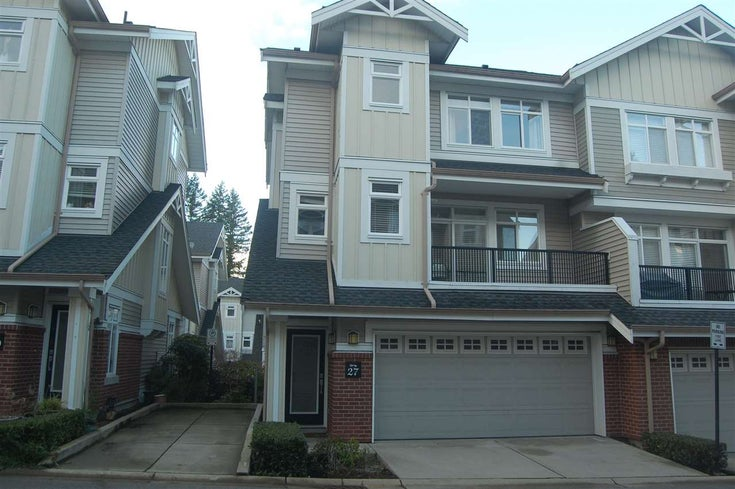 27 2925 KING GEORGE BOULEVARD - Elgin Chantrell Townhouse for sale, 3 Bedrooms (R2532774)