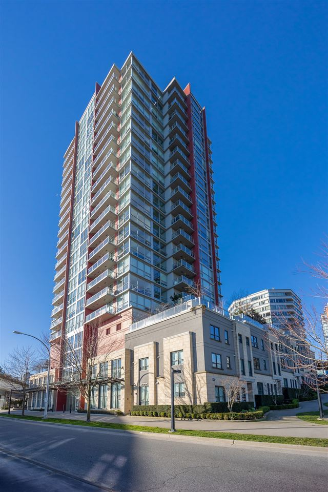 1402 125 COLUMBIA STREET - Downtown NW Apartment/Condo for sale, 1 Bedroom (R2532789)