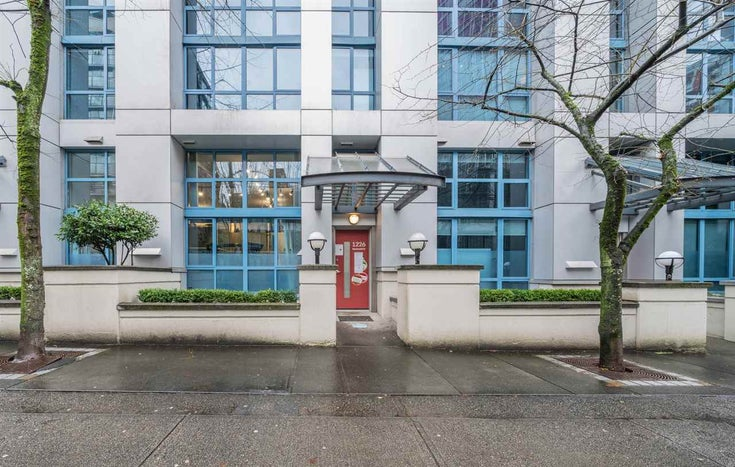 105 1238 SEYMOUR STREET - Downtown VW Townhouse for sale, 1 Bedroom (R2532797)