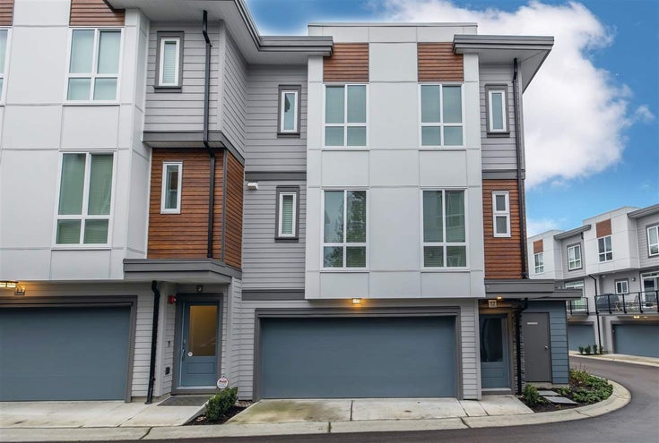 12 7947 209 STREET - Willoughby Heights Townhouse for sale, 3 Bedrooms (R2532811)