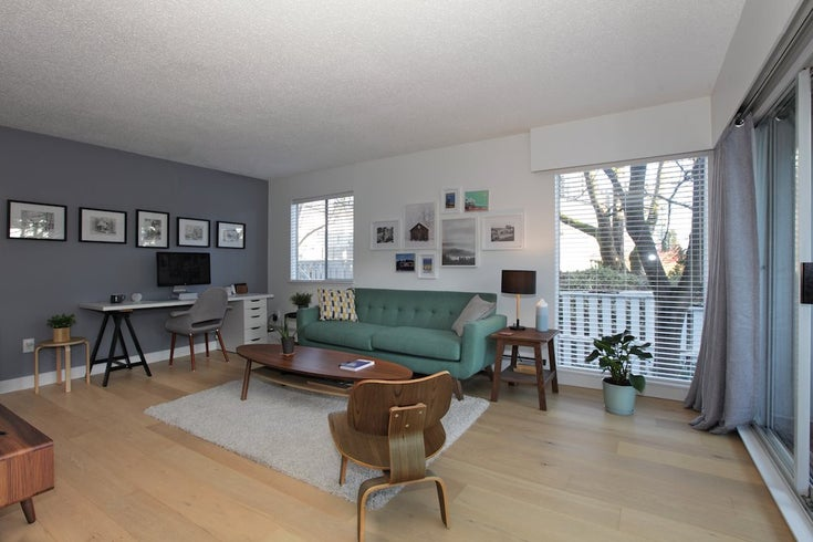 201 250 W 1ST STREET - Lower Lonsdale Apartment/Condo for sale, 1 Bedroom (R2532819)