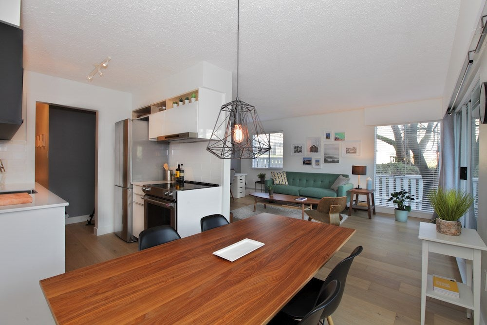 201 250 W 1ST STREET - Lower Lonsdale Apartment/Condo for sale, 1 Bedroom (R2532819) - #4