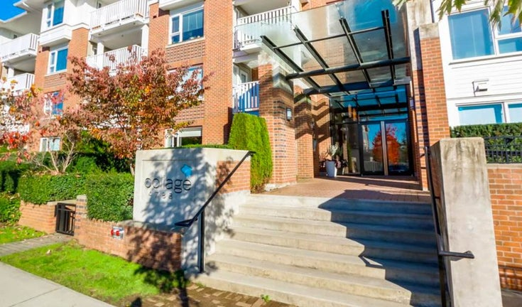 408 4783 DAWSON STREET - Brentwood Park Apartment/Condo for sale, 2 Bedrooms (R2532822)