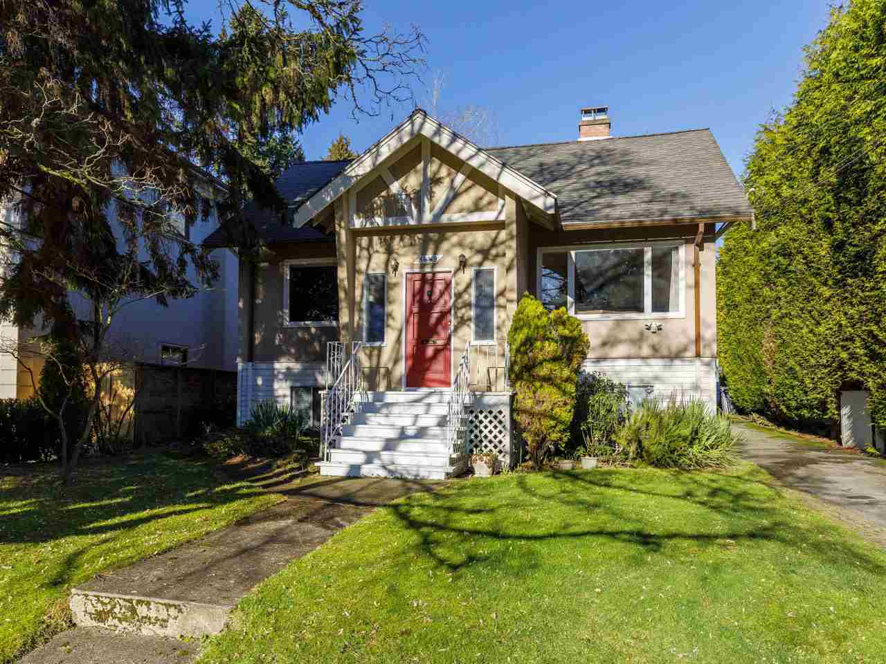 3449 W 40TH AVENUE - Dunbar House/Single Family for sale, 4 Bedrooms (R2532861)