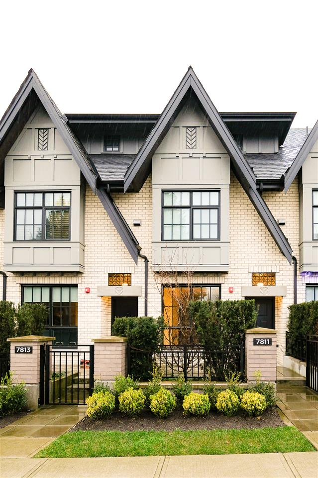 7811 OAK STREET - Marpole Townhouse for sale, 3 Bedrooms (R2532864)