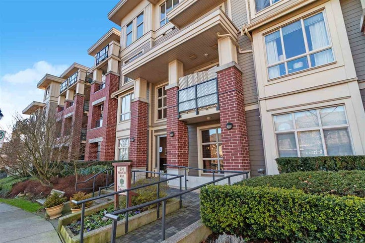 305 270 FRANCIS WAY - Fraserview NW Apartment/Condo for sale, 3 Bedrooms (R2532865)