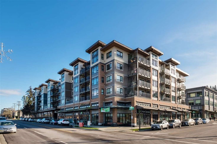 518 2525 CLARKE STREET - Port Moody Centre Apartment/Condo for sale, 2 Bedrooms (R2532870)