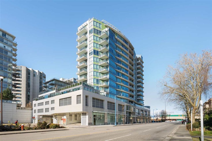 509 5599 COONEY ROAD - Brighouse Apartment/Condo for sale, 1 Bedroom (R2532896)