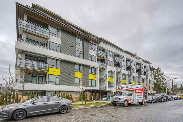304 3038 ST. GEORGE STREET - Port Moody Centre Apartment/Condo for sale, 1 Bedroom (R2532993)