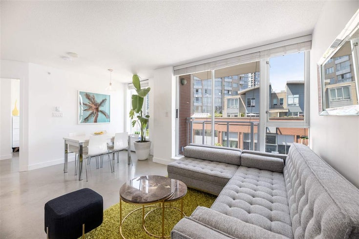 604 550 TAYLOR STREET - Downtown VW Apartment/Condo for sale, 2 Bedrooms (R2533038)