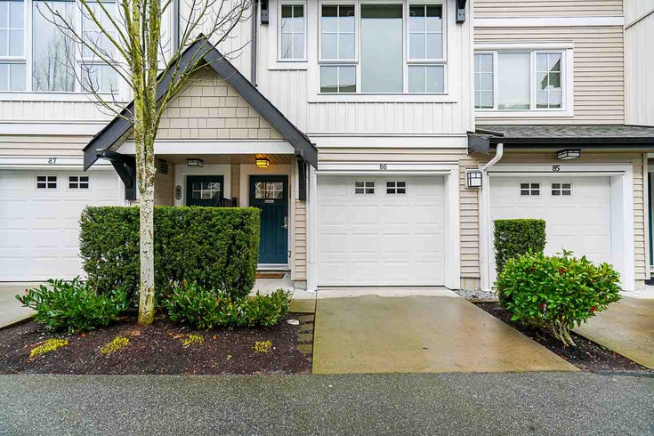 86 2450 161A STREET - Grandview Surrey Townhouse for sale, 3 Bedrooms (R2533073)