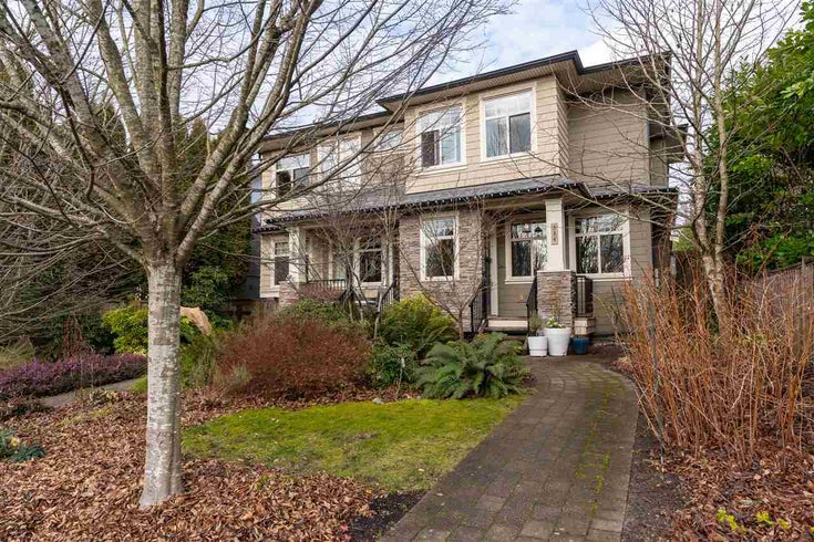 334 E 14TH STREET - Central Lonsdale 1/2 Duplex for sale, 4 Bedrooms (R2533090)