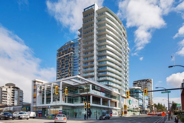 1002 112 E 13TH STREET - Central Lonsdale Apartment/Condo for sale, 2 Bedrooms (R2533099)