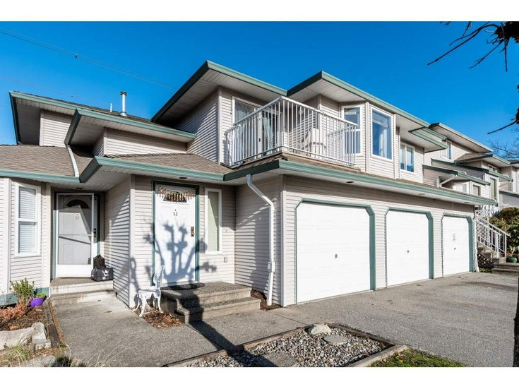 53 34332 MACLURE ROAD - Central Abbotsford Townhouse for sale, 2 Bedrooms (R2533210)