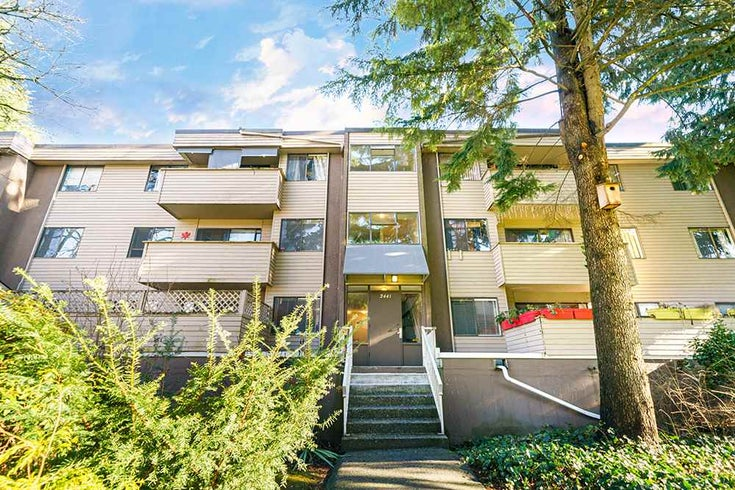 21 2441 KELLY AVENUE - Central Pt Coquitlam Apartment/Condo for sale, 3 Bedrooms (R2533215)