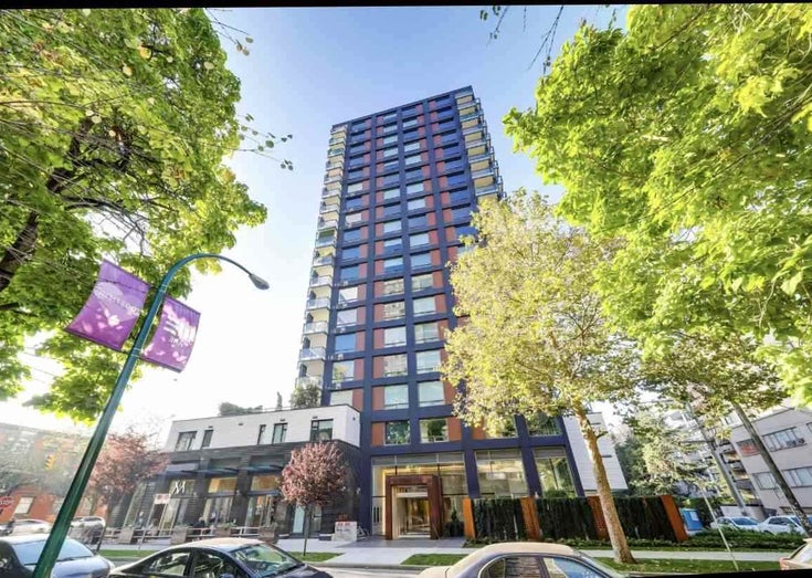 1402 1171 JERVIS STREET - West End VW Apartment/Condo for sale, 2 Bedrooms (R2533291)