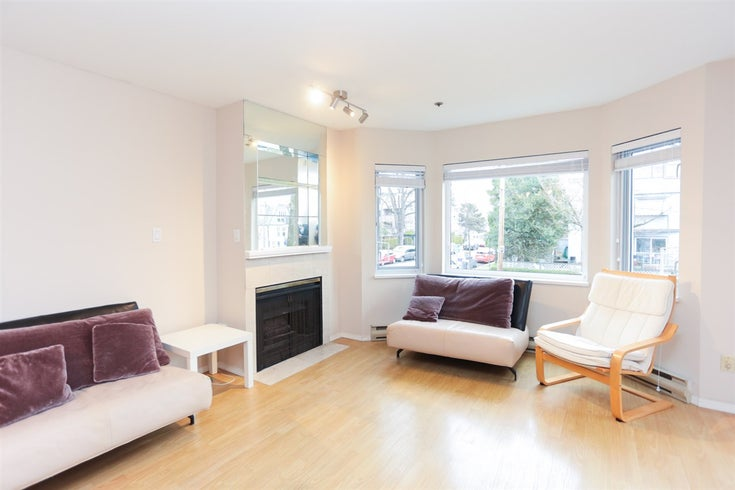 202 8633 SW MARINE DRIVE - Marpole Apartment/Condo for sale, 1 Bedroom (R2533475)