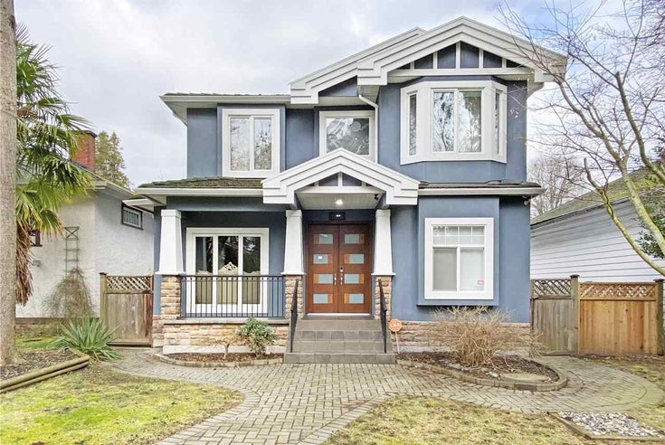 2815 W 39TH AVENUE - Kerrisdale House/Single Family for sale, 7 Bedrooms (R2533478)