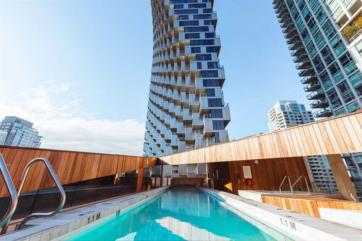 3906 1480 HOWE STREET - Yaletown Apartment/Condo for sale, 3 Bedrooms (R2533777)