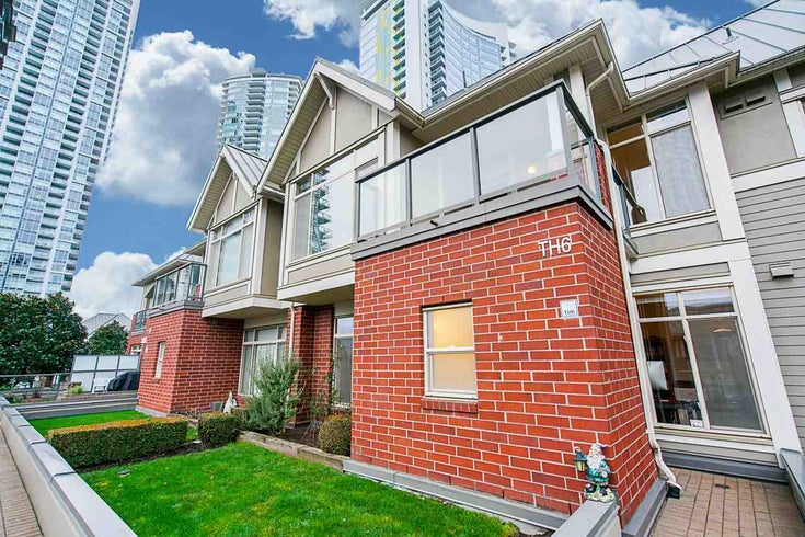6 4132 HALIFAX STREET - Brentwood Park Townhouse for sale, 3 Bedrooms (R2533811)