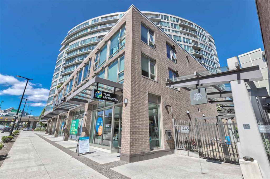 711 445 W 2ND AVENUE - False Creek Apartment/Condo for sale, 1 Bedroom (R2534005) - #1