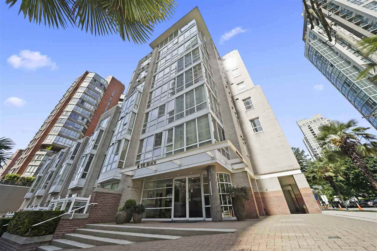 405 910 BEACH AVENUE - Yaletown Apartment/Condo for sale, 2 Bedrooms (R2534010) - #1