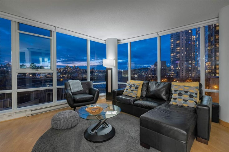 503 1438 RICHARDS STREET - Yaletown Apartment/Condo for sale, 2 Bedrooms (R2534062)