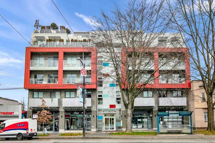 305 379 E BROADWAY STREET - Mount Pleasant VE Apartment/Condo for sale, 2 Bedrooms (R2534103)