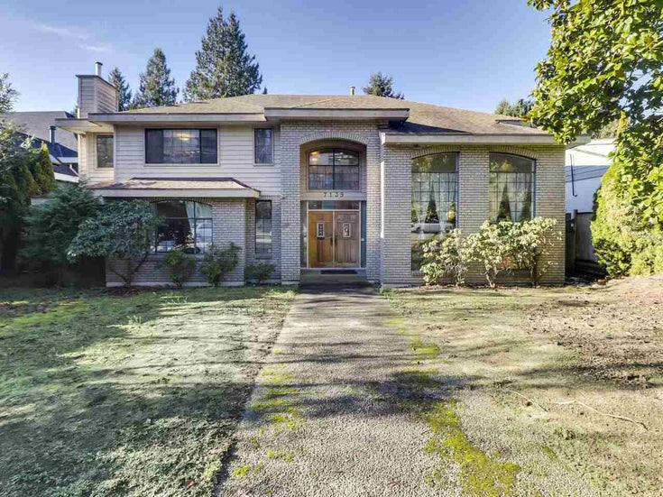 7139 ADERA STREET - South Granville House/Single Family for sale, 7 Bedrooms (R2534157)