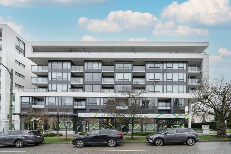302 6311 CAMBIE STREET - Oakridge VW Apartment/Condo for sale, 2 Bedrooms (R2534161)