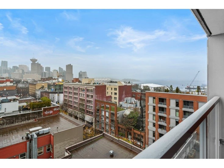 905 168 POWELL STREET - Downtown VE Apartment/Condo for sale, 1 Bedroom (R2534217)