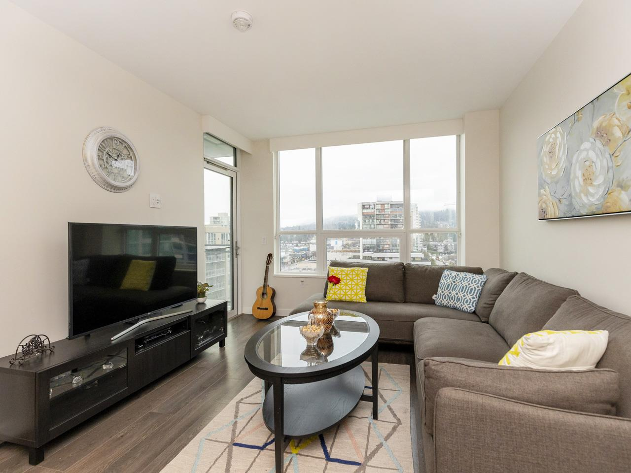 908 125 E 14TH STREET - Central Lonsdale Apartment/Condo for sale, 1 Bedroom (R2534285)