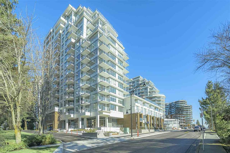 809 15165 THRIFT AVENUE - White Rock Apartment/Condo for sale, 2 Bedrooms (R2534364)