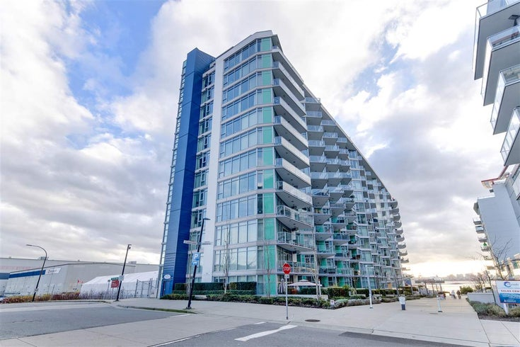 309 199 VICTORY SHIP WAY - Lower Lonsdale Apartment/Condo for sale, 2 Bedrooms (R2534502)