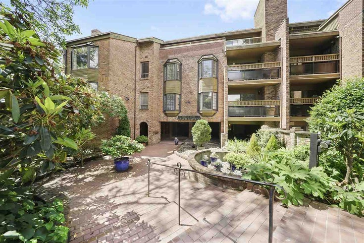 215 2320 W 40TH AVENUE - Kerrisdale Apartment/Condo for sale, 2 Bedrooms (R2534505)