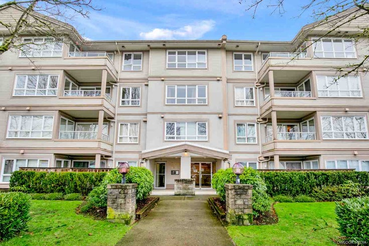 405 4950 MCGEER STREET - Collingwood VE Apartment/Condo for sale(R2534508)