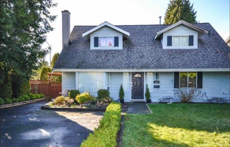 1619 138A STREET - Sunnyside Park Surrey House/Single Family for sale, 4 Bedrooms (R2534593)