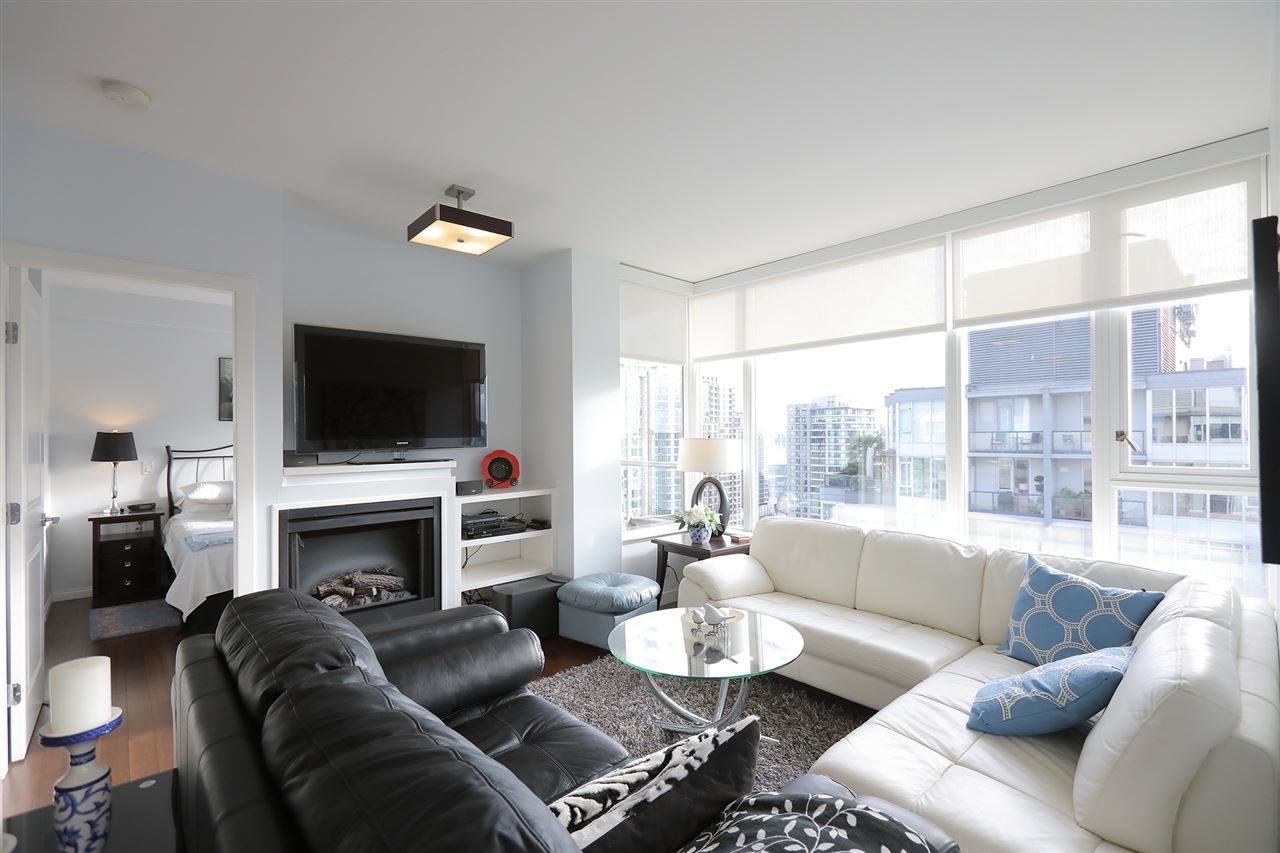 2403 1001 RICHARDS STREET - Downtown VW Apartment/Condo for sale, 2 Bedrooms (R2534618) - #1