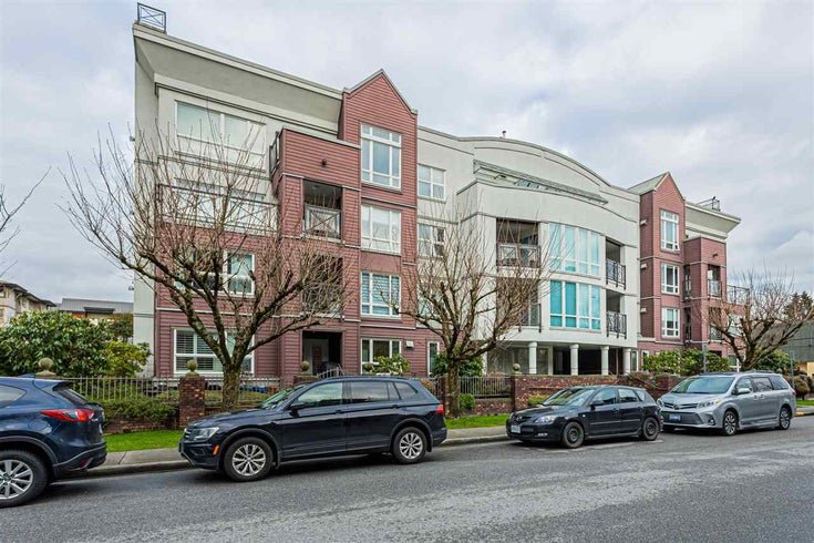 106 2335 WHYTE AVENUE - Central Pt Coquitlam Apartment/Condo for sale, 2 Bedrooms (R2534668)