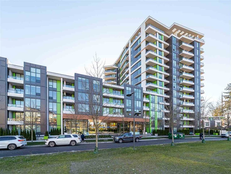 608 3533 ROSS DRIVE - University VW Apartment/Condo for sale, 2 Bedrooms (R2534761)