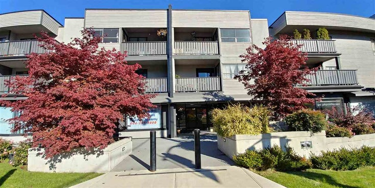 101 3663 W 16TH AVENUE - Point Grey Apartment/Condo for sale, 1 Bedroom (R2534829)