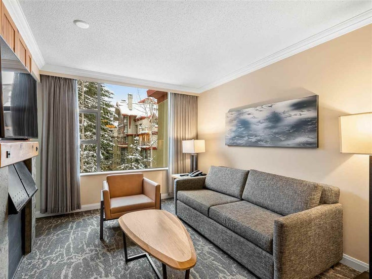 817 4090 WHISTLER WAY - Whistler Village Apartment/Condo for sale, 1 Bedroom (R2534989)