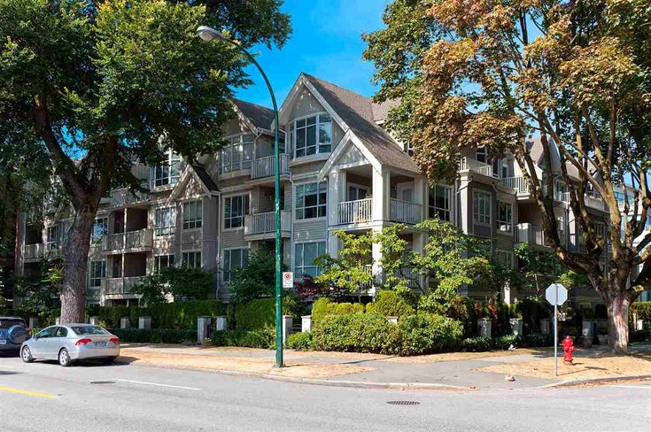 104 2755 MAPLE STREET - Kitsilano Apartment/Condo for sale, 1 Bedroom (R2535004)