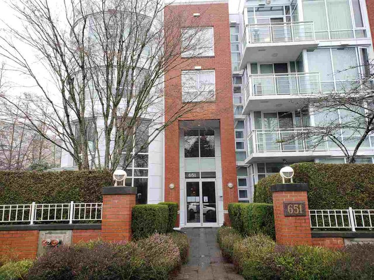 106 651 W 45TH AVENUE - Oakridge VW Apartment/Condo for sale, 1 Bedroom (R2535015)