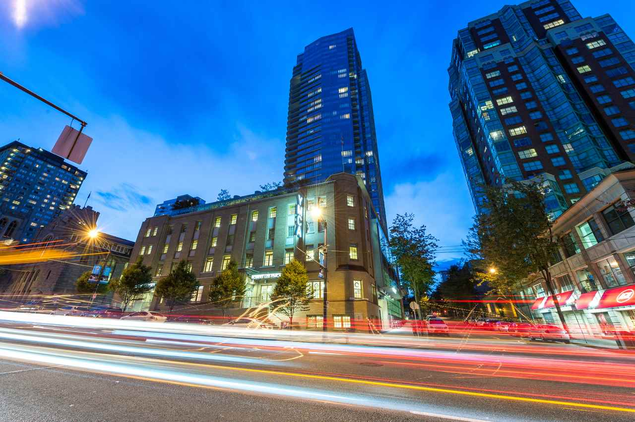 705 1028 BARCLAY STREET - West End VW Apartment/Condo for sale, 1 Bedroom (R2535142) - #1