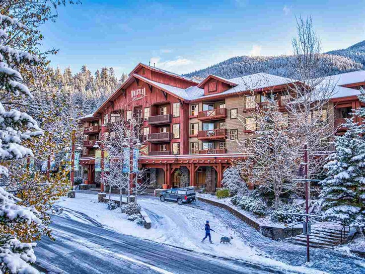410C 2036 LONDON LANE - Whistler Creek Apartment/Condo for sale, 1 Bedroom (R2535205)