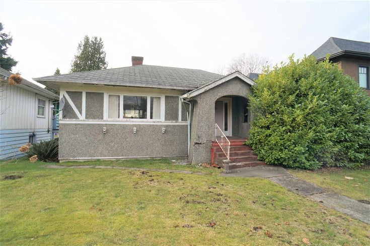 4721 OAK STREET - Shaughnessy House/Single Family for sale, 3 Bedrooms (R2535452)
